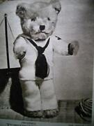 Knitting Patterns Bear Clothes