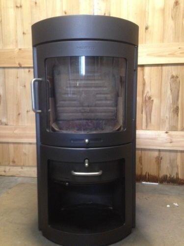 Hwam Mozart Wood Burning Stove Log Burner In Yeovil Somerset