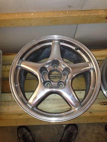 Zr1 Rims Wheels Ebay