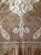 Antique Paisley Shawl