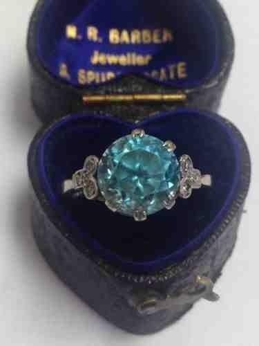 Antique Diamond Ring Ebay