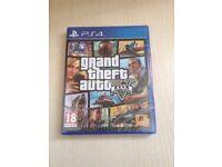 [New/Sealed] Grand Theft Auto V [GTA 5] PS4