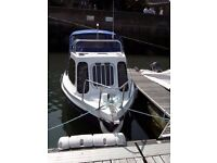 A Beautiful Pleasure / fishing boat