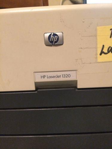 Hp Laserjet 1320 Printers Ebay