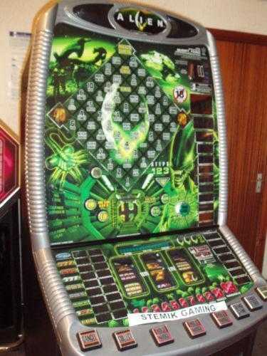 Barcrest Slot Machines