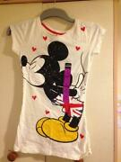 Mickey Mouse T Shirt Womens