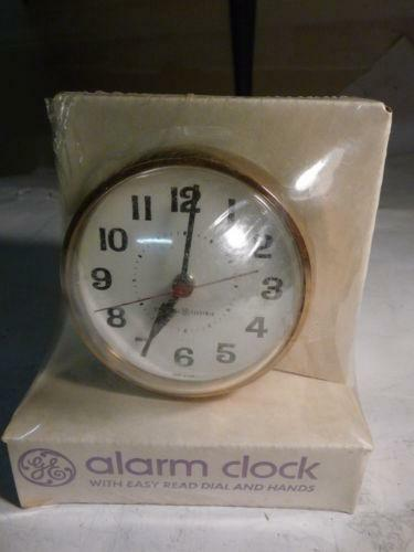 Vintage General Electric Telechron Clock Ebay