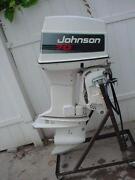 70 HP Johnson Outboard Motor