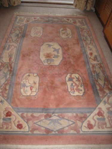 Blue Chinese Rug Ebay