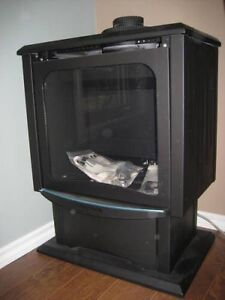 Stove / Fireplace Freestanding, Direct Vent