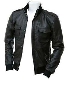 66e046cc822 Leather Bomber Jackets