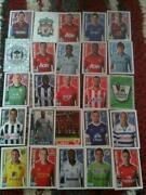 Topps Premier League Stickers 2012