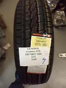 General Grabber STX Tires