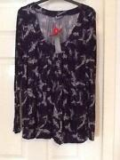 Ladies Tunics Size 18