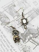 Carriage Earring