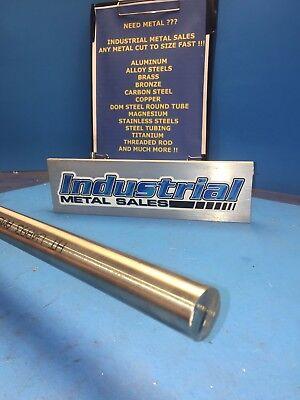 1 Diameter X 12-long 6al4v Titanium Round Bar--1 Diameter Titanium