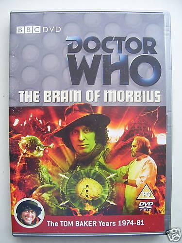 Doctor Who - The Brain Of Morbius (DVD, 2008) - Tom Baker