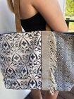 Canvas Extra Large Handbags