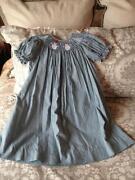 Smocked Dress 4T