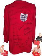 England 1966 Signed Shirt