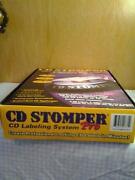 CD Stomper Labels