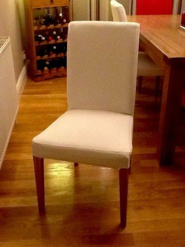 Fabric Dining Chairs | eBay