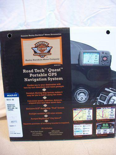 Harley Davidson Used >> Road Tech GPS | eBay