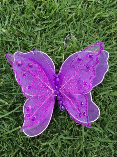 Hanging Butterfly Decorations Ebay