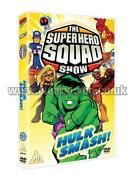 Super Hero Squad DVD