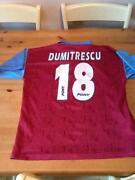 Vintage West Ham Shirt