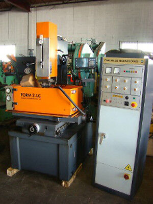 Charmilles Form 2-lc 50 Amp Electrical Discharge Machine