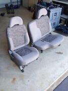 Nissan Patrol Seats