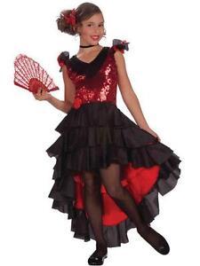 Spanish costume ebay girls spanish dancer costumes solutioingenieria Choice Image