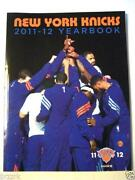 Knicks Yearbook