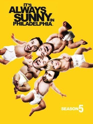 It's Always Sunny in Philadelphia: The Complete Season  (2010, REGION 1 DVD New)