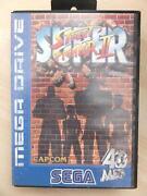 Sega MEGADRIVE Games Street Fighter