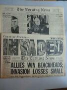 D Day Newspaper