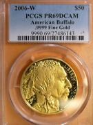1 oz Gold Buffalo Proof