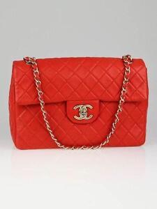 bb1a8ed205bf Chanel Classic Flap Bag | eBay