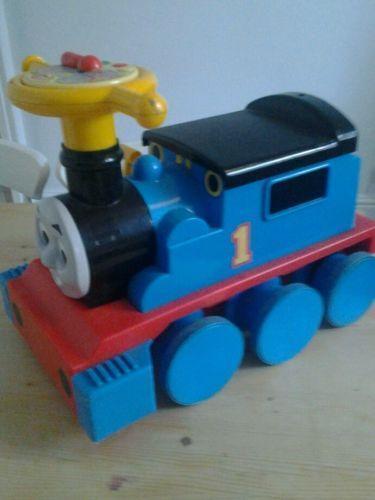 Thomas Ride On Train Ebay