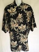 Men's Hawaiian Shirt Size 3XL