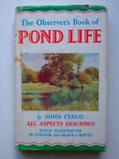 Observers Book of Pond Life