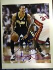 Indiana Pacers Original Sports Autographed Items
