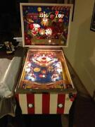 Vintage Pinball Machine