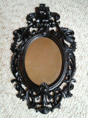 Large Vintage Mirror Ebay