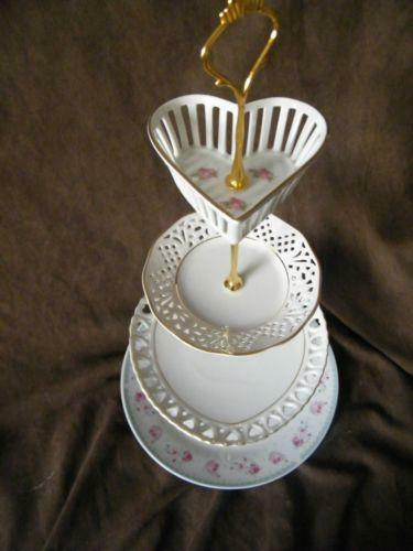 Vintage Style Cake Stand Ebay