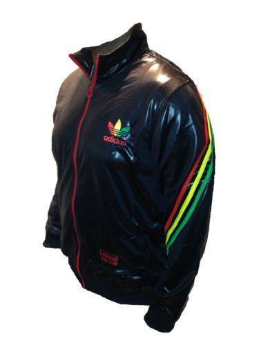 Adidas Rasta Jacket Ebay
