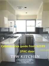 Cabinets include:   450mm 3 drawer base cabinet x 1   800mm base Clayton Monash Area Preview