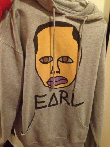 Earl Sweatshirt Hoodie | eBay Earl Sweatshirt Stencil