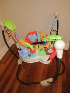 Jumperoo Baby Jumping Exercisers Ebay